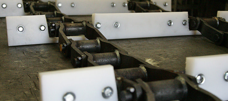 Replacement Chains and Conveyor Paddles